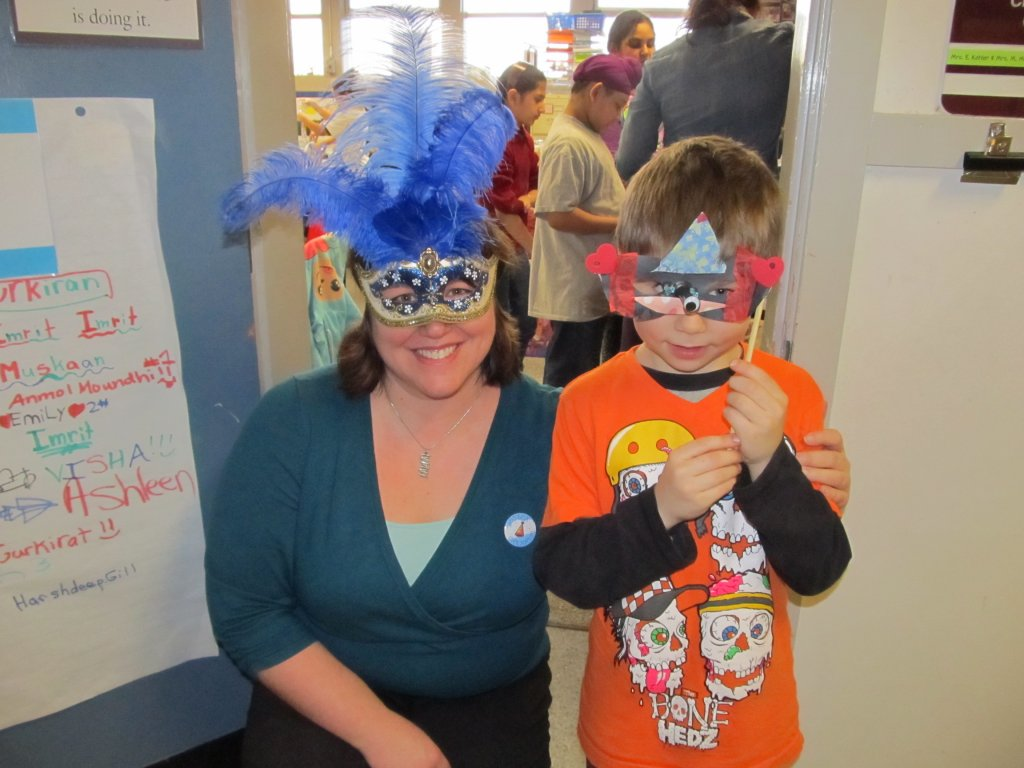 French Carnaval Week Jan 13-17, 2014 | École Clearbrook